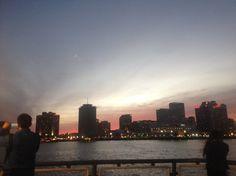 NOLA sunset