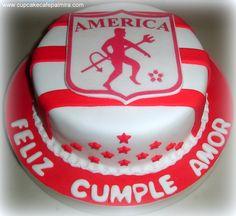 America de Cali Cake