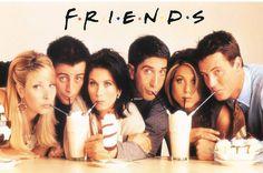 "21 Signs That You've Fallen Into A ""Friends"" Vortex"
