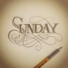 Sunday type