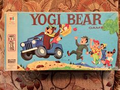 Playing Games, Games To Play, Scrabble Board Game, Bears Game, Bored Games, 70s Toys, Vintage Board Games, Milton Bradley, Game Sales