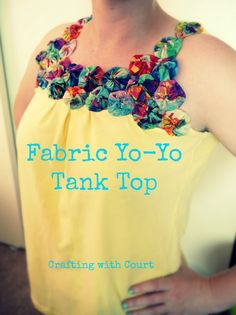 Tank tops are a pretty versatile piece of clothing.  You can wear a tank top with shorts during the summer or pants during those days that go from hot in the morning to warmer in the afternoon.  During the winter, you can put a cardigan over a tank top with slacks for a nicer look.  The problem is t