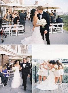 Virgil Bunao. Historic Rice Mill Wedding | Charleston Weddings | The Wedding Row