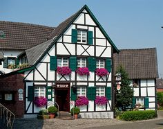 Das Alte Brauhaus in Liedberg