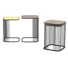eu.Fab.com | His & Hers Nesting Tables