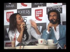 ranveer singh - i will not let sonakshi sinha go on a coffee date with anybody else.