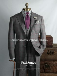 Paul Stuart Custom