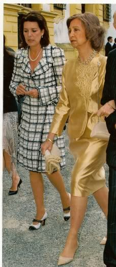 Princess Caroline & Prince Ernst August Current Events 12 : March 2006 - May 2006 - Page 9 - The Royal Forums Greek Royal Family, Monaco Royal Family, Spanish Royal Family, Ernst August, Royal Queen, Princess Stephanie, Special Occasion Outfits, Charlotte Casiraghi, Princesa Diana