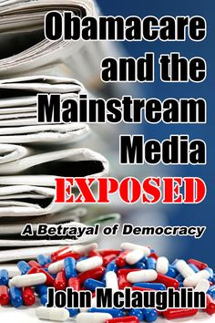 Ebook Cover, Mainstream Media, Betrayal