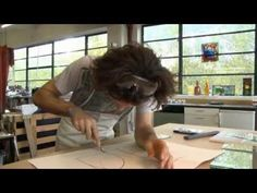 BBC Mastercrafts: Stained Glass (+playlist) | Wonderful series on beginners learning mastercraft of stained glass