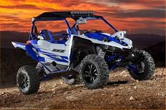 New 2016 Yamaha YXZ1000R ATVs For Sale in Pennsylvania. THE WORLD'S FIRST PURE SPORT SIDE BY SIDE The all-new YXZ1000R. A sport 3-clyinder engine and class-defining 5-speed sequential shift transmission. Welcome to the ultimate pure sport SxS experience. Available from December 2015 Dimensions: - Wheelbase: 90.6 in.