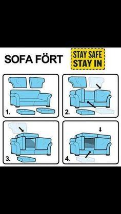 How To Build A Sofa Fort Ezhanduicom
