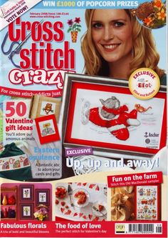Cross Stitch Crazy Issue 108 February 2008 Saved