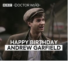 Happy Birthday, Andrew Garfield Doctor Who Happy Birthday, Bbc Doctor Who, Andrew Garfield, Movies, Movie Posters, Film Poster, Films, Popcorn Posters, Film Books