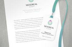 Mesoreal: Разработка логотипа, Фирменный стиль, Брендбук, Ребрендинг, рестайлинг, Полиграфия