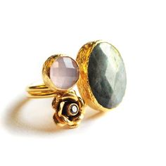 Romance Ring by toosis on Etsy, $78.00
