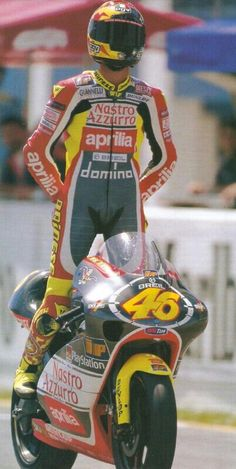 The Doctor at 250 cc