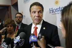 New York Governor bans sex offenders from 'Pokémon Go' New York Governor Andrew Cuomo has forbidden registered sex offenders in his state from downloading and playing Pokémon Go and similar augmented reality games. According to a statement released Monday morning the Department of Corrections and Community Supervision will apply the governors directive to nearly 3000 Level 1 2 and 3 sex offenders currently on parole in the state of New York.  Governor Cuomos plan comes after a report from…