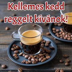 Jó reggelt kívánok! - Megaport Media Good Morning Tea, Good Morning Greetings, Share Pictures, Animated Gifs, Good Night, Breakfast, Watch, Coffee, Google