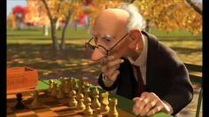 Geri's Game Pixar Short Film Full HD