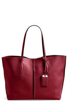 (Tod's | Large Joy Leather Tote)