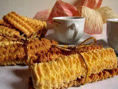 Waffles, Sweets, Bread, Cookies, Breakfast, Food, Drinks, Wafer Cookies, Sweet Pastries