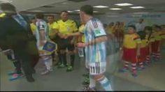 A humildade de Messi, posta a prova! resultado é ....