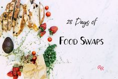I love food and fad diets aren't for me - but a bit of food swapping is the way to go to make small changes that can go a long way. Food Swap, Fad Diets, Living A Healthy Life, Small Changes, I Love Food, Canning, Fit, Blog, Shape