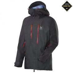 Haglofs Mens Rando Pro Jacket (Magnetite) | Sportpursuit.com | SportPursuit.com