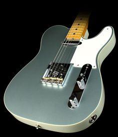 Fender_Custom_Shop_2Tone_Telecaster_Olympic_White_Firemist_Silver_R10283_1.jpg 800×926 pixels
