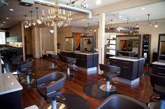 The 100 best hair salons in America #hair #design