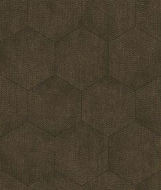 Mineral Black / Bronze wallpaper by Cole & Son