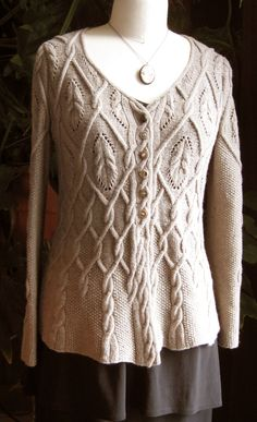 Sunday Knits  ohhhhh - someday - this winter