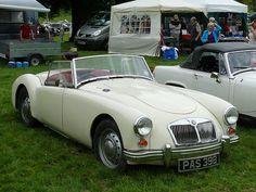 Vintage Car - MG [PAS 398] 110710 Leighton Hall