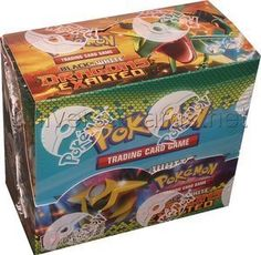 Amazon.com: Pokemon Black & White Dragons Exalted Booster Box (36 Packs) by Pokemon USA TOY: Toys & Games