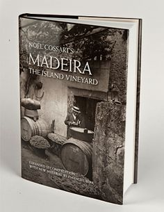 The book on vintage Madeira