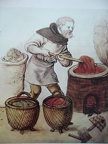 Glossary of dyeing terms - Wikipedia, the free encyclopedia