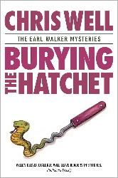 Burying the Hatchet--impossible mission   Book 2 in series