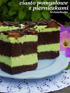 To ciasto wymyśliłam jakieś trzy lata temu i przez długi czas było jednym z najpopularniejszych ciast na blogu. Rzadko powtarzam wypiek... No Bake Desserts, Delicious Desserts, Romanian Food, Polish Recipes, Homemade Cakes, Let Them Eat Cake, Cake Recipes, Sweet Tooth, Cheesecake