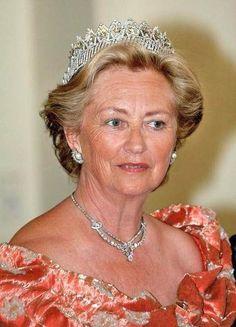 reine Paola de Belgique