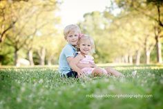 brother and sister <3