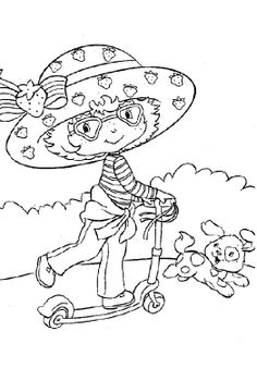 cranberry coloring pages kids - photo#28