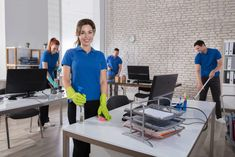 5 Reasons Why a Dirty Office Will Make You Unproductive - Office Cleaning Services, Cleaning Companies, Cleaning Business, Companies House, Commercial Cleaning Company, House Cleaning Company, Alicante, Cleaning Maid, Floor Cleaning