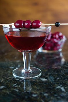 The Harvest Manhatta