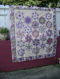 life, quilts and a cat too