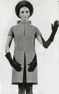 oh, hi... uh I mean...  [1966 Pierre Cardin]