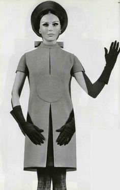 oh, hi... uh I mean...  [1966 Pierre Cardin]