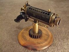 Awesomest Steampunk guns inspired from sci-fi movies and games : Gizmowatch