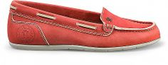 #ecologic #red #shoes Panola Natur Red Napa