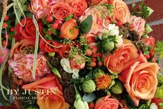 By Justin floral design